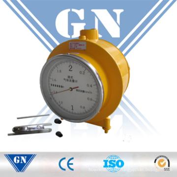 5L ~ 500L / H Nassgas Durchflussmesser ohne Ausgang (CX-WGFM-LMF-2)