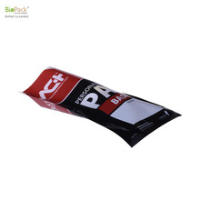 Flexible Plastic 3 Sides Seal Nylon Bag For First AID Pack with Custom Print