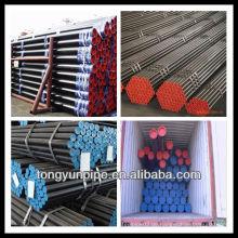 Nahtlose stel Rohr & Kohlenstoff Stahl Rohr Preisliste