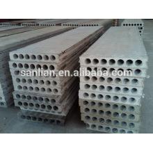 precast concrete hollow core wall panel machine
