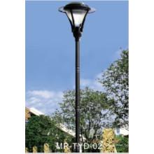 Guter Lieferant Schöne LED Gartenlampe 12W 4m