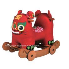 Rock and Ride en Toy-Tiger (rojo)