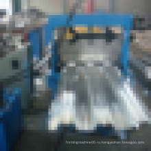 Стальная машина для оцинкованной листовой стали с ручным управлением с электрической системой управления