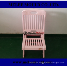Commercial White Plastic Folding Chairs Mould Supplier