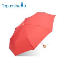 Anti UV Customized Unique drei Falten Umberlla Regen Regenschirm für zwei Personen