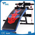 2015 exercise curved ab sit up weight bench