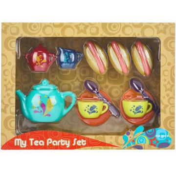 Children Plastic Tea Set Toy