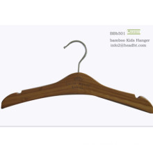 Kids Baby Natural Children′s Bamboo Coat Hanger
