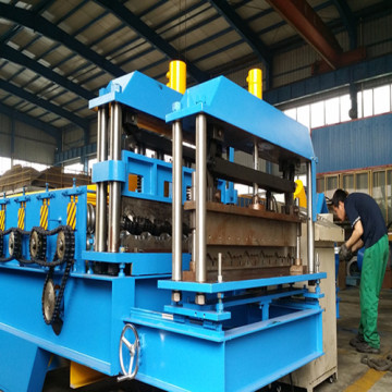 Roll Working Tile Glazed Roll Forming Machine