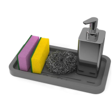 Dishwashing Accessories Silicone Sponges Soap Holder