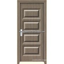PVC Filmed MDF Wood Door JKD-M689 for Interior Use