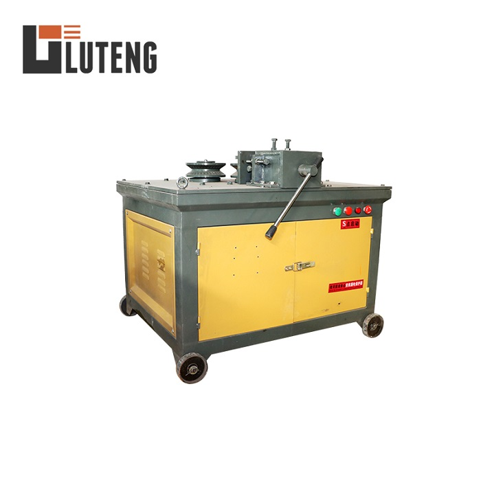 GW32Round Bar Spiral Bending Machine