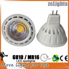 Proyector del techo del bulbo de 6W 12V MR16 3000k LED