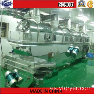 Edibal Salt Vibrating Fluid Bed Secadora