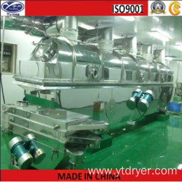 Vegetable Vibrating Fluid Bed Drying Machine