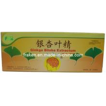 Extrait de Ginkgo Biloba de haute qualité Liquide oral