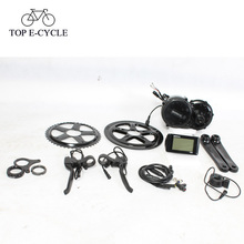 Bafang Umbausatz Mid-Motor-Elektro-Bike-Zubehör