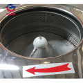 Machine à centrifuger de séchage par lots de table