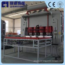 Fabriklieferant Hydraulik Laminatboden Heißpresse