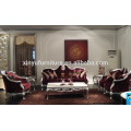 Dubai furniture hotel sofa set XYN2832