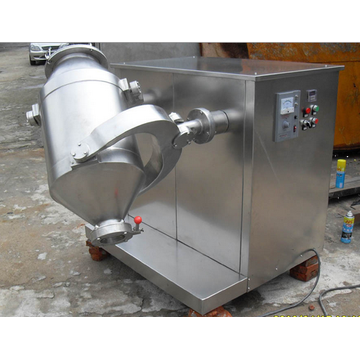 Three Dimensional Dry Powder Mixing Machine for Lab Test Blending