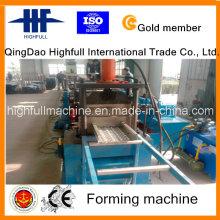 Plataforma de andamio que forma la máquina