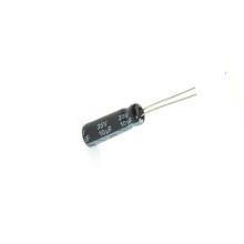6V Aluminum Electrolytic Capacitor Miniature Size 85c Topmay
