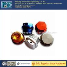 Custom high precision good quality hot sale caps