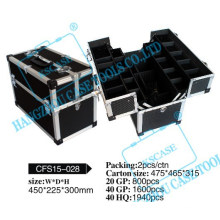 Professional New style aluminum makeup case with best quality