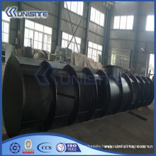 customized wear resistant steel load box for dredger (USC4-012)