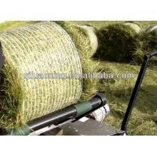 Envoltura de red de empacadora de plástico agrícola HDPE