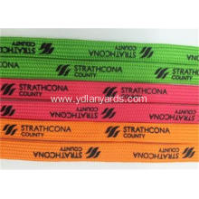 Custom Shoelaces With Silk Screen Printing shoelace