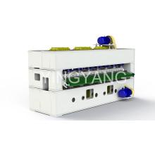 Telar de aguja en tándem de alta velocidad Yygz-III