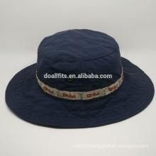 Custom fashion high quality bucket hat