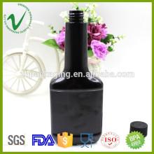 De alta qualidade, preto, vazio, PET, plástico, óleo, motor, óleo, garrafa, 350ml, indústria
