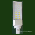 LED PLC Tube G24/E27 7W 9W CE Approval