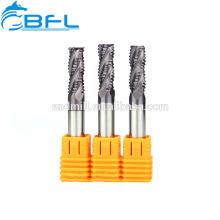 BFL-Schaftfräser Hartmetall-Schaftfräser, Hartmetall-Schneidwerkzeuge Schrupp-Schaftfräser