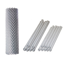 Chain Link Mesh Fencing Galvanized Chain Link Mesh For Fencing In Rolls