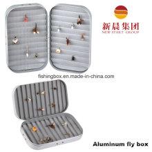 Твердые Пены Вставка Алюминиевая Коробка Мухы