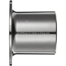 Seamless Digite uma ponta de aço inoxidável do tipo B (Mss Sp 43)