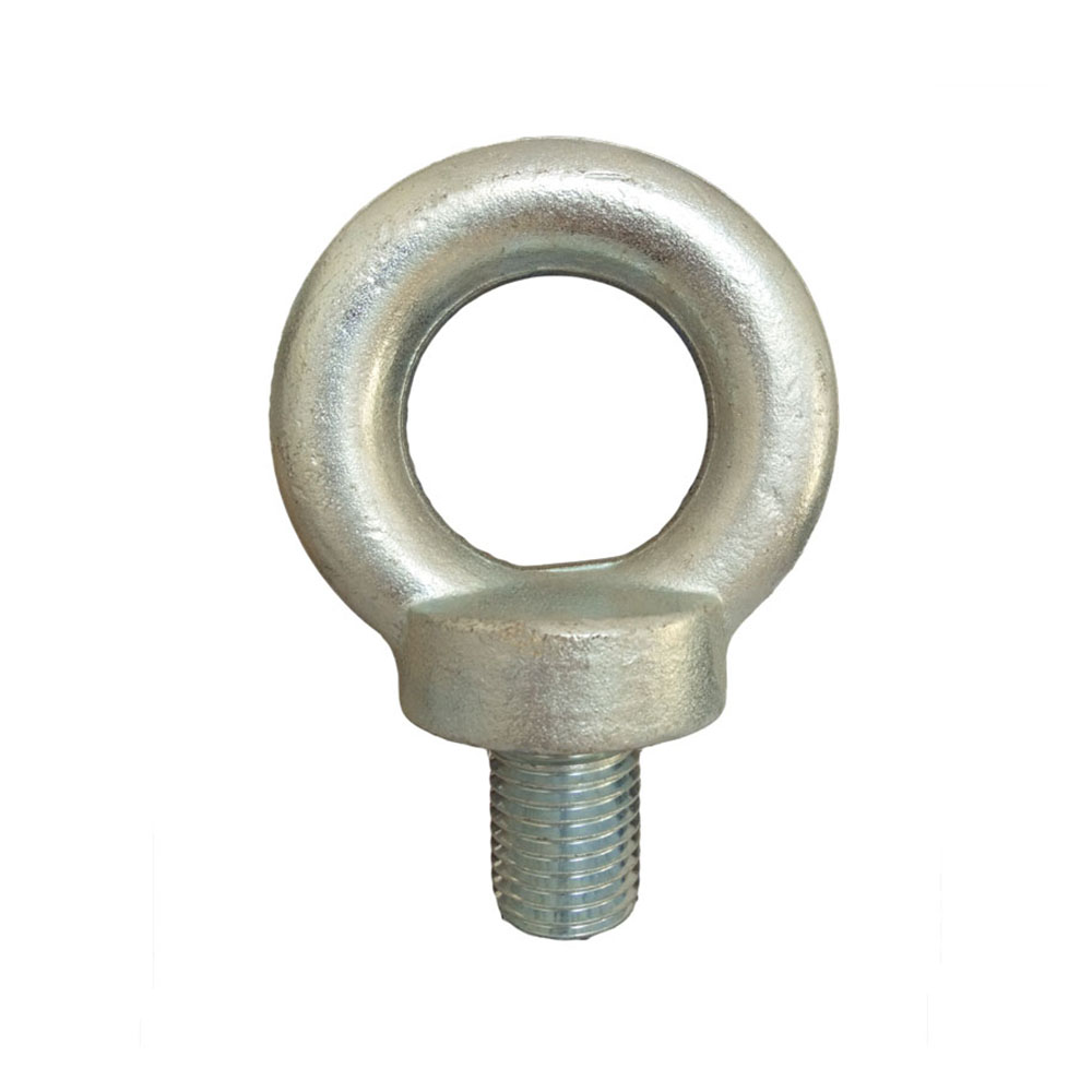 M14 Galvanized Steel Forged Anchor Eye Bolts Screw