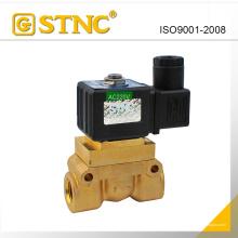 UH serie 2/2 válvula de solenoide de alta presión de manera