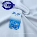 Tissu de maille de tissu de yoga 100max de polyester de fraîcheur d'utilisation de sublimation d'impression d'utilisation de serviette de sport de yoga
