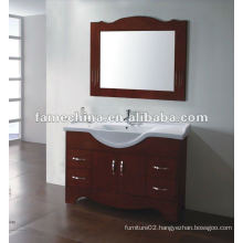 2012 Solid Wood Hotel Bathroom Vanity FM-S8058
