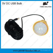 Ampoule solaire USB