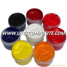 Paquete de tambores Pasta de pigmento de alto rendimiento para FRP
