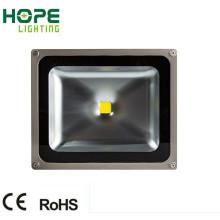 Luz de inundação alta do diodo emissor de luz do lúmen do IP 65 com fator de poder superior