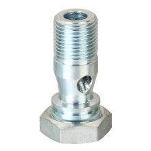 Sistema de lubrificação de torneiras Conexões de mangueira Junta de tubulação