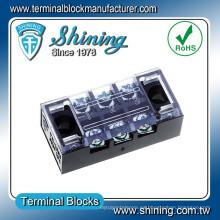 TB-3503 Tipo de barrera 3 polos 35 Amp Tyco Terminal Block Conector