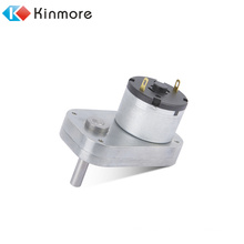 Motor de engranaje ciego automático de doble eje de bajas rpm 12 v (km-38f520-225-1231)